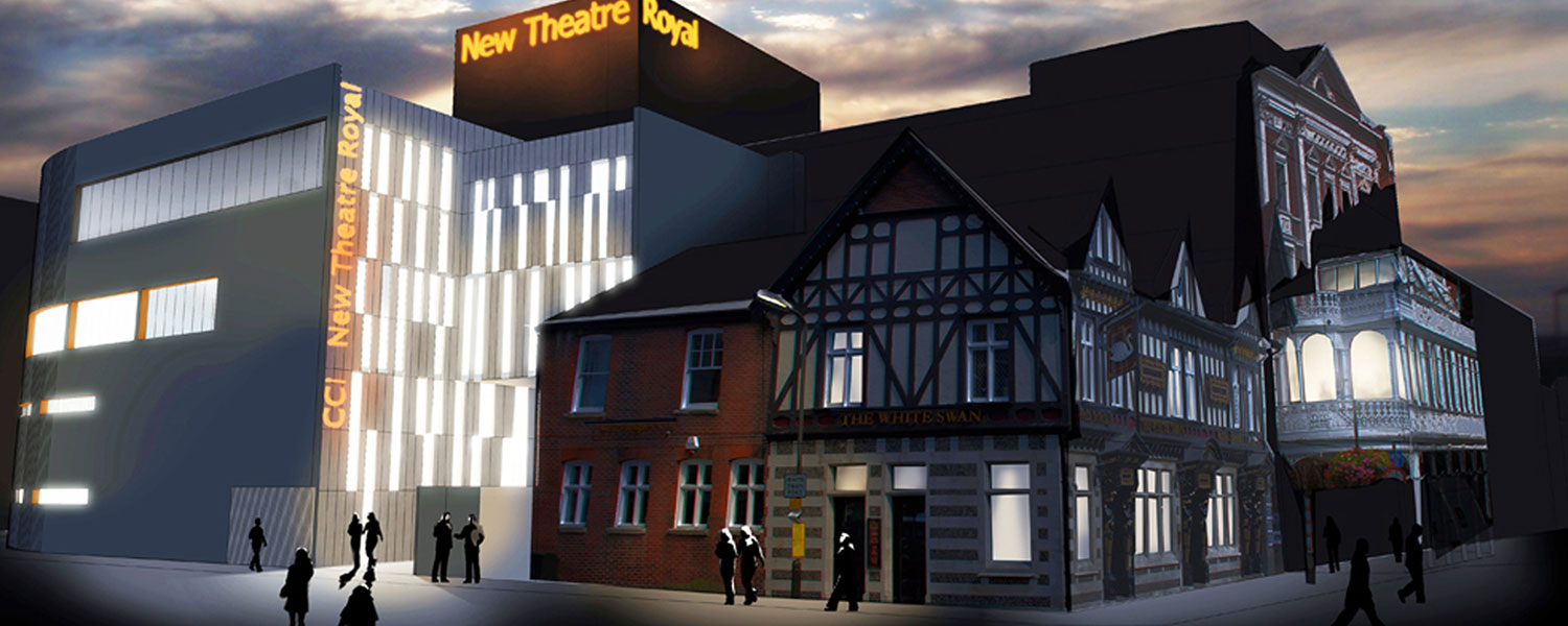 University of Portsmouth – New Theatre Royal